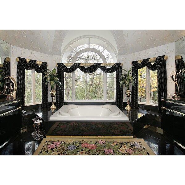Designer Fantasy 72 x 42 Soaking Bathtub by Hydro Systems