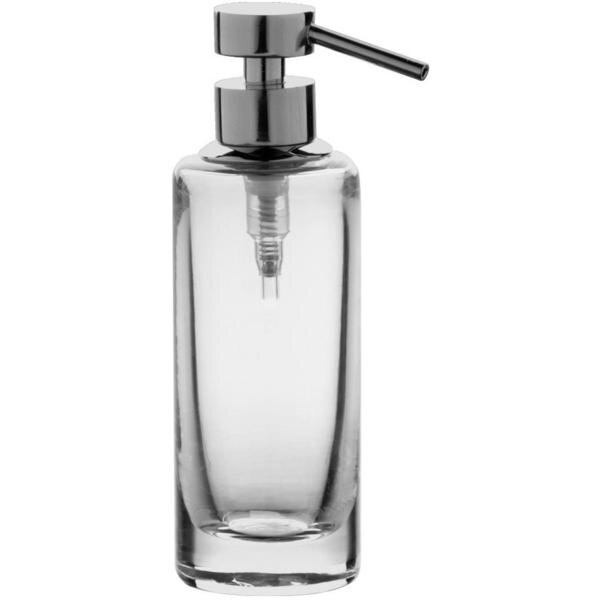 Mariani Glass Table Pump Soap & Lotion Dispenser by Latitude Run