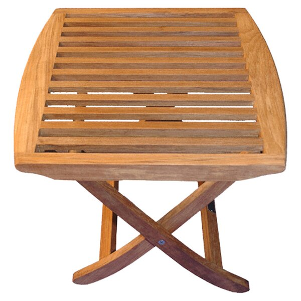 Extendable Side Table by Regal Teak