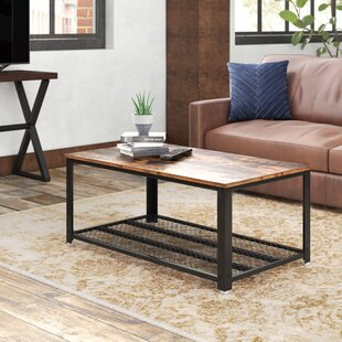 Nadler Antique Coffee Table by Williston Forge