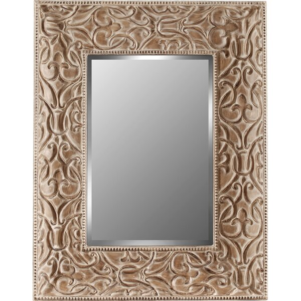 Baxter Accent Wall Mirror by Galaxy Home Decoration