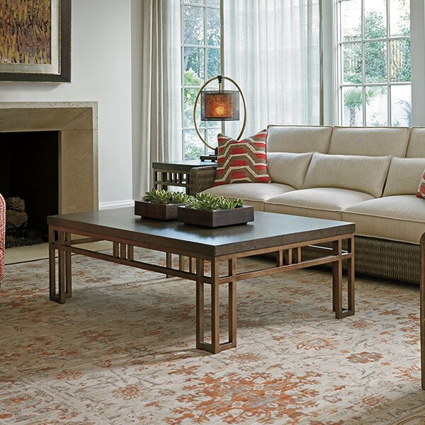Cypress Point Coffee Table by Tommy Bahama Home