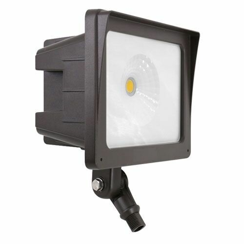 1-Light LED Flood Light by Elco Lighting