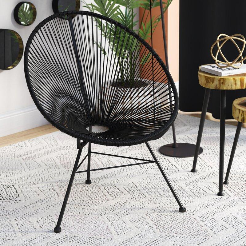 Merveilleux Bradley Papasan Chair