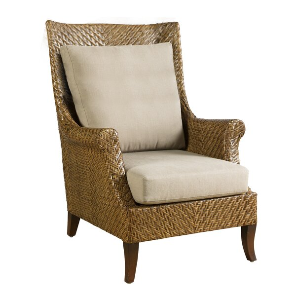New Classics Addison Patio Dining Chair with Cushion by Kenian