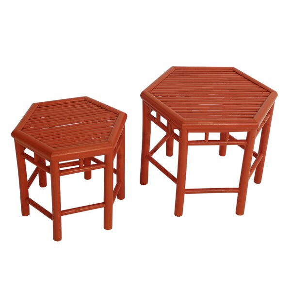 Drakes 2 Piece End Table Set By Bay Isle Home