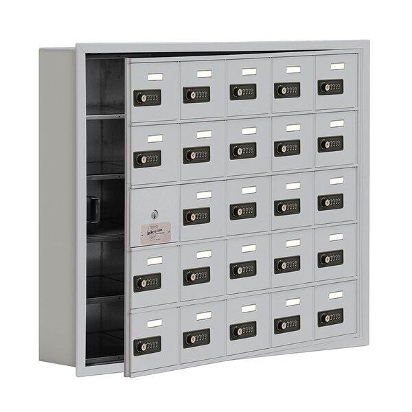24 Door Cell Phone Locker by Salsbury Industries