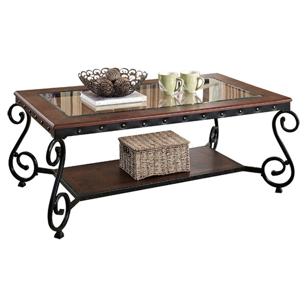 Lehmann Coffee Table by Darby Home Co