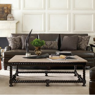 Reviews Cordova Coffee Table By Bernhardt
