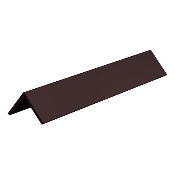 2.75 x 108 x 2.75 Wall Base in Brown by ROPPE