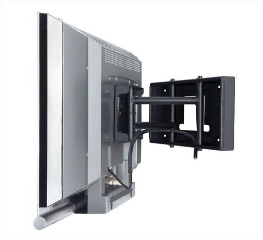 Articulating Arm/Tilt/Swivel Wall Mount for 10 - 22 LCD/plasma by Peerless-AV