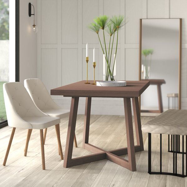 Dobbs Extendable Dining Table by Mercury Row