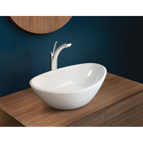 Salome Single Hole Bathroom Faucet With Drain Assembly By Riobel