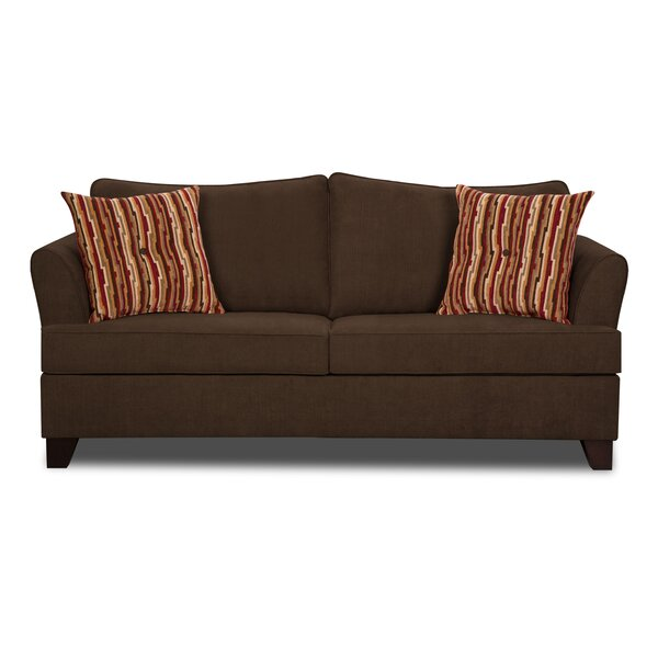 Antin Full Sleeper Sofa by Simmons Upholstery by Red Barrel Studio