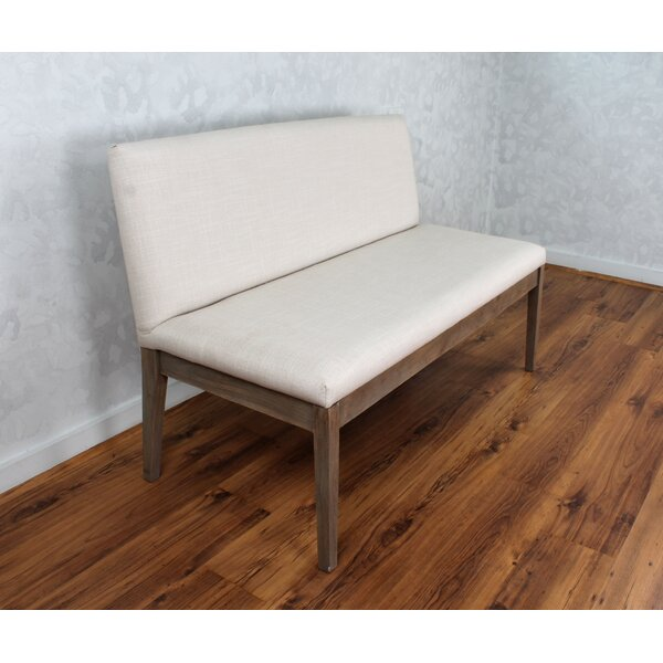 Bethzy Upholstered Bench by Gracie Oaks