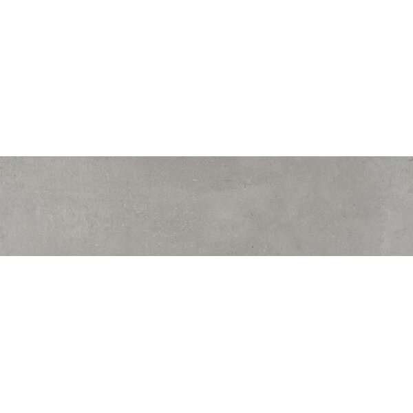 Fairfield 6 x 24 Porcelain Field Tile in Dove Gray by Itona Tile