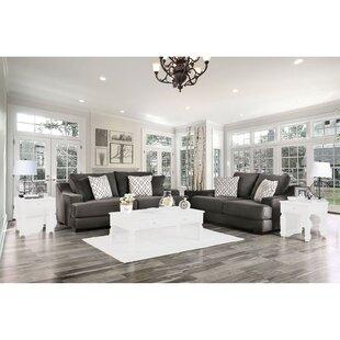 Euris 2 Piece Living Room Set by Ebern Designs