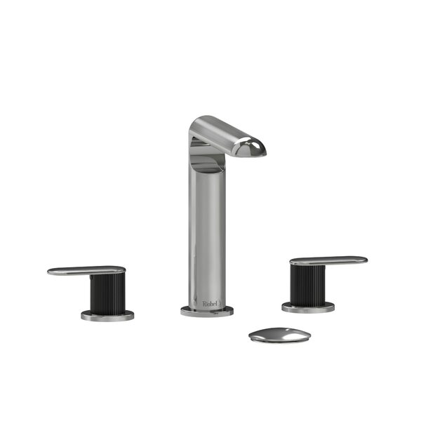 Ciclo Widespread Bathroom Faucet With Drain Assembly By Riobel