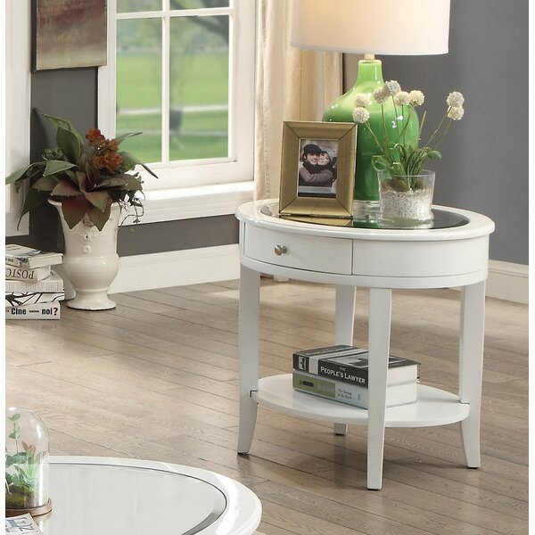 Kimberlin End Table by Winston Porter