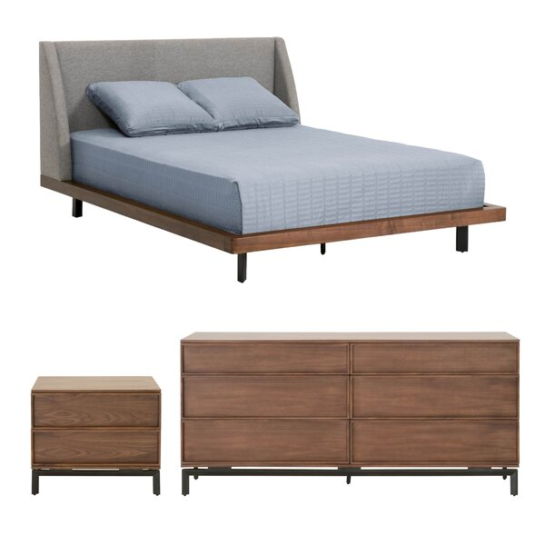 Deshazo Queen Platform Configurable Bedroom Set by Brayden Studio