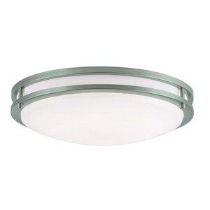 Jamie 2-Light LED Flush Mount