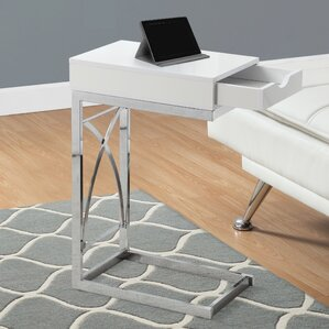 Monarch Specialties Inc. End Table With Storage Image