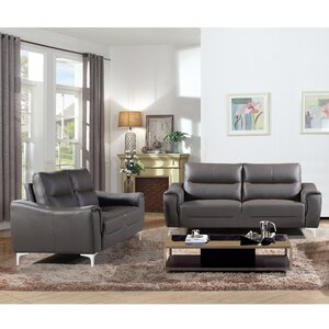 Malissa 2 Piece Living Room Set by Orren Ellis