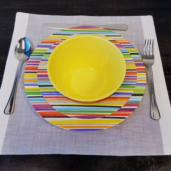 Wensley 12 Piece Dinnerware Set by Latitude Run