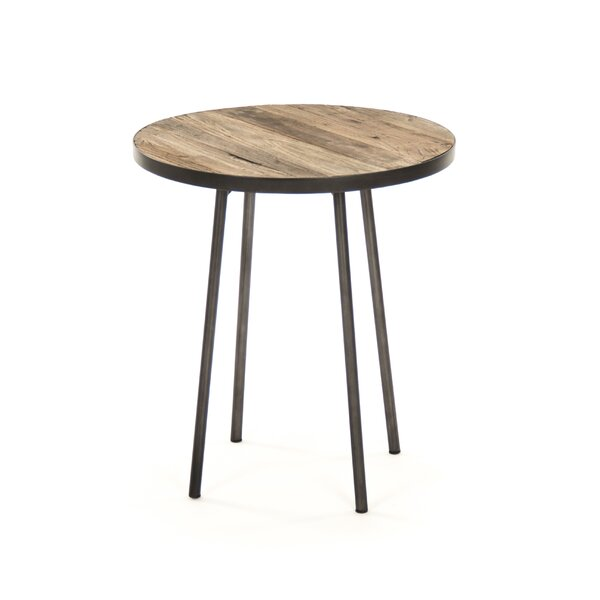 Vieux End Table by Zentique