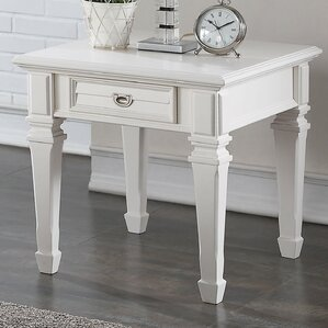 Adalyn End Table with Storage by ACME Furniture
