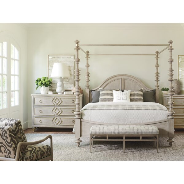 Malibu Canopy Configurable Bedroom Set by Barclay Butera
