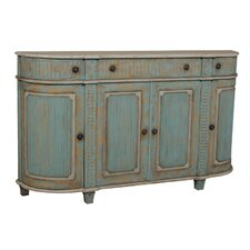 Leandro 3 Drawer Combo Dresser by One Allium Way