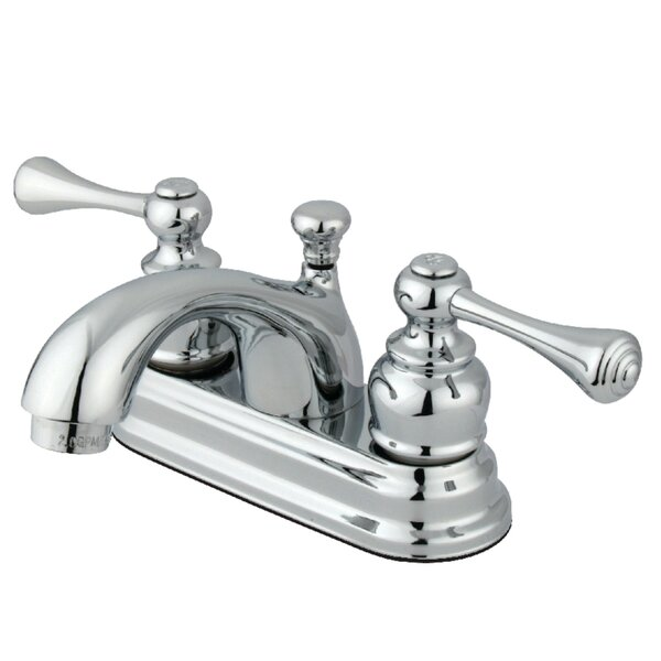 Vintage Centerset Bathroom Faucet With Drain Assembly By Elements Of Design