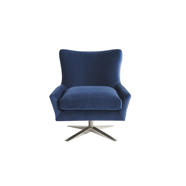 Muldowney 23.5-inch Lounge Chair by Orren Ellis Orren Ellis