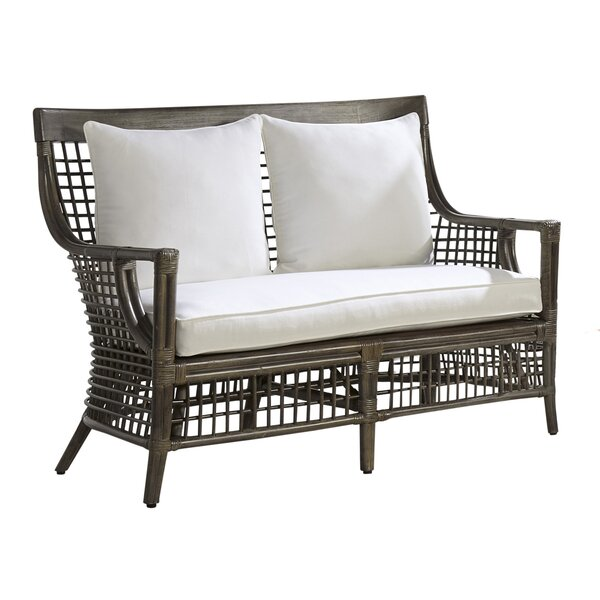 Millbrook Loveseat by Panama Jack Sunroom