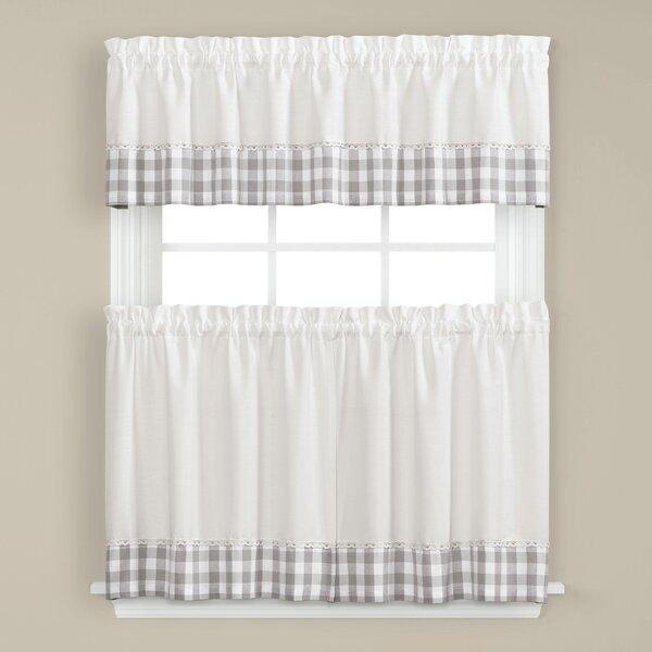 August Grove Nueva 58 Window Valance Wayfair