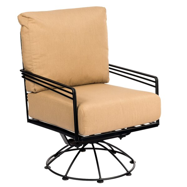Madison Lounge Rocking Chair by Woodard