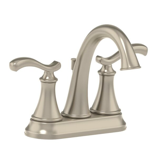 Sophia Centerset Bathroom Faucet with Drain Assembly by Symmons