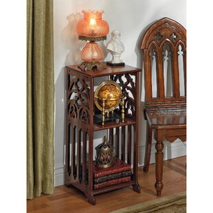 Searching for St. Thomas Aquinas Gothic End Table ByDesign Toscano