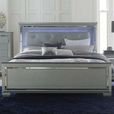 Lighted Headboard Beds You Ll Love Wayfair