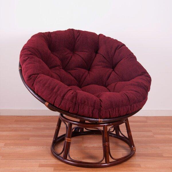 Bouirou Papasan Chair by World Menagerie