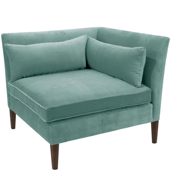 Salma Slipper Chair By Brayden Studio New Design