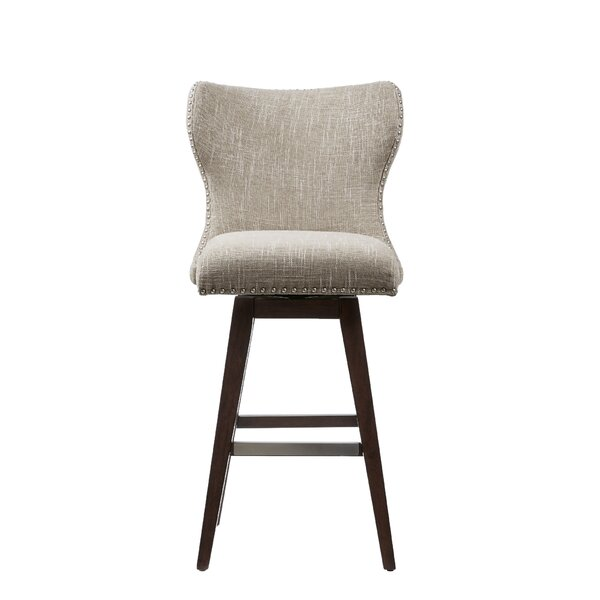 Pene 32 Swivel Bar Stool by Darby Home Co