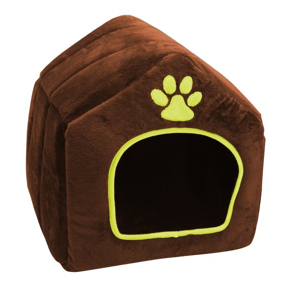 House Shaped Pet Bed by Purrrfect Life