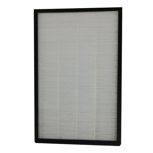 Integrated True HEPA and Active Carbon Replacement Air Filter by Sharp