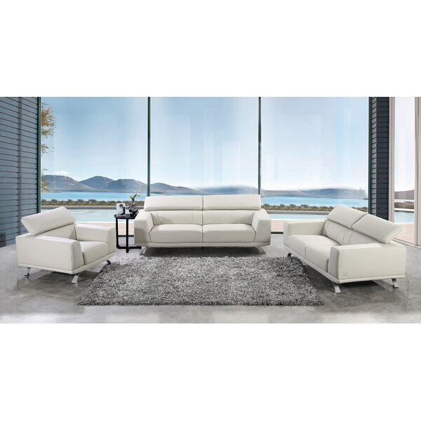 Penny 3 Piece Living Room Set by Wade Logan