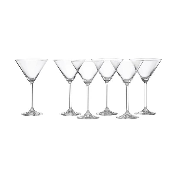 Tuscany Classics Cocktail Glass Set (Set of 6) by Lenox