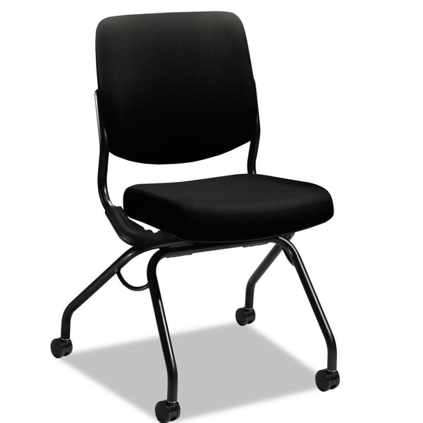Perpetual Series Nesting Desk Chair by HON