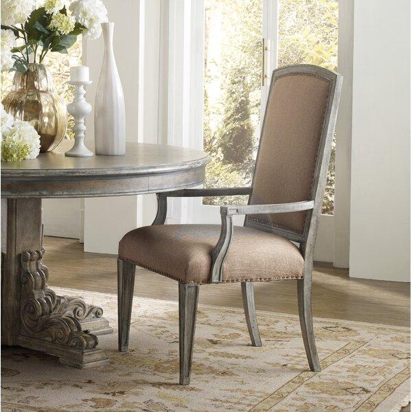 True Vintage Upholstered Dining Chair (Set Of 2) By Hooker Furniture