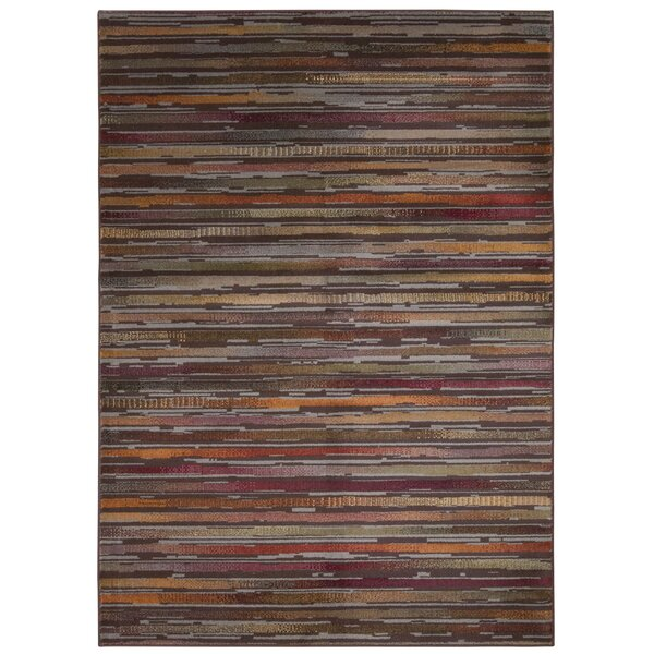 Fitch Multicolor Area Rug by Loon Peak